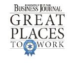 Buisiness Journal GREAT PLACES TO WORK